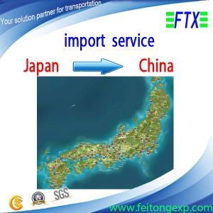 Import Freight Agency From Japan to Hongkong China