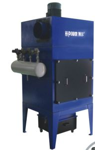Automatic Industrial Dust Collector / Dust Collection Machine pictures & photos