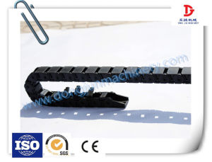 Milling Machine Plastic Cable Track