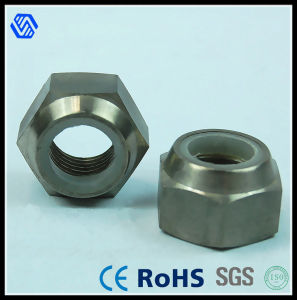 Hex Titanium Lock Nut (DIN985) pictures & photos