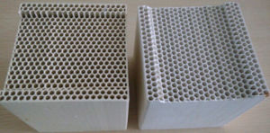 Honeycomb Ceramic Gas Refractory Heater Ceramic Honeycomb Regenerator pictures & photos