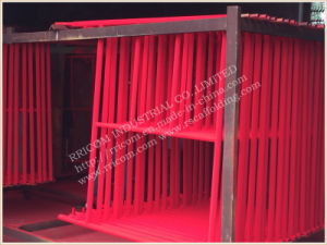 Powder Coated H Frame Scaffolding for Engineering Construction Q235 pictures & photos