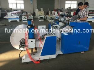 Round Blade Flight Tickets Bobbin Slitter and Rewinder Manufacture CE pictures & photos
