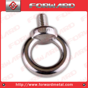 Drop Forged Stainless Steel Lifting Eye Bolt DIN580 pictures & photos