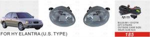 Front Fog Lamp for Hyundai Elantra (U. S. TYPE)