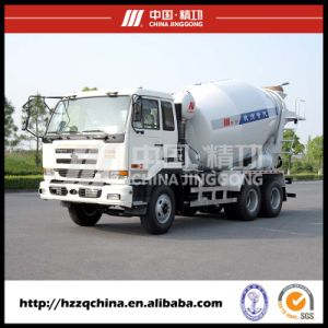Chinese Manufacturer Offer Special Mixer Concrete Truck (HZZ5240GJBUD) pictures & photos