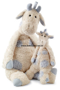Adorable Plush Toy Gentle Giraffe (LE-BC100706)