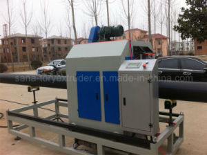 Twin Screw Extruder PVC Plastic Pipe Extrusion Machine pictures & photos