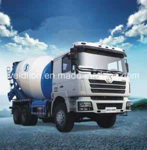 Euro 4 Shacman 6X4 Drive 6m3 Concrete Mixer Truck pictures & photos