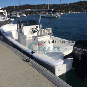 Liya 5.0m Fiberglass Fishing Boat Panga Boat Building for Sale pictures & photos