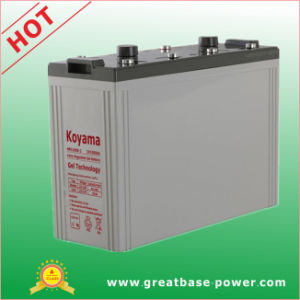 High Capacity Long Service Life 2V 1000ah Gel Battery for on-Grid System pictures & photos