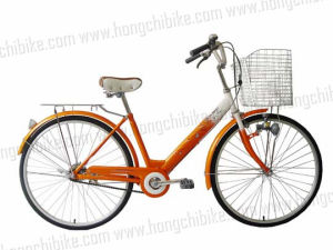 Bicycle-City Bike-City Bicycle of Lady (HC-TSL-LB-71190) pictures & photos