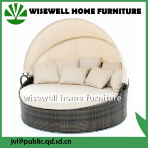 PE Rattan Wicker Furniture End Table in Outdoor (WXH-022) pictures & photos