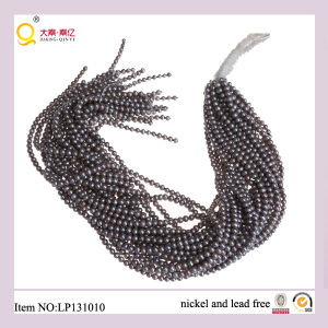 4-5mm Gray Potato Freshwater Pearl Lose Pearl Strings pictures & photos
