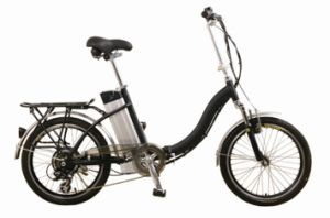 250W Li-Power Foldable Electric Bicycle pictures & photos