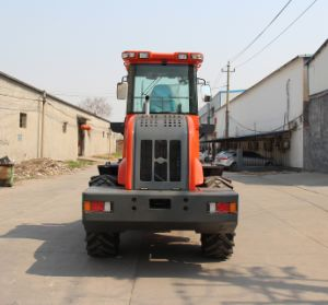 Newest Ce Approved Chinese 2.8ton Wheel Loader with Bucket pictures & photos