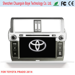 Car Navigation Interface Box for Toyota Prado 2014 pictures & photos