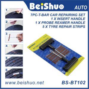 Tubeless Tyre Repair Puncture Plug Kit Tool for Car Bike Motorbike pictures & photos