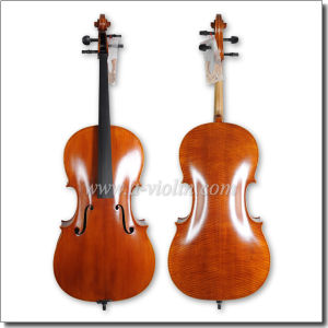 High Grade Handmade Flamed Advanced Cello (CH300T) pictures & photos