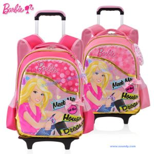 Mutifunctional Fashion Kids Trolly Backpack, Shool Bag