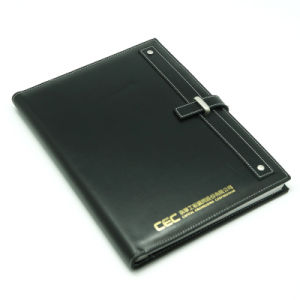 A4 PU Cover Spiral Notebook (K3-008)