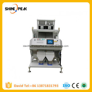 Melon Seeds Color Sorter Machchine with 2 Chutes pictures & photos