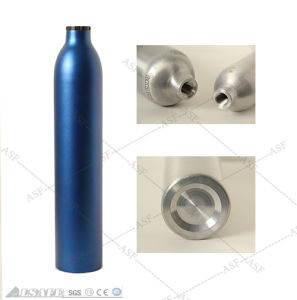 Small Aluminum Alloy Gas Bottle Pressure pictures & photos