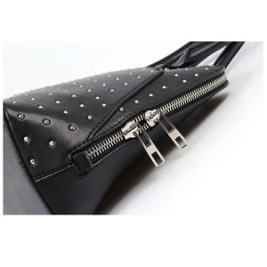Fashionable Shell Leather Stud Bags pictures & photos
