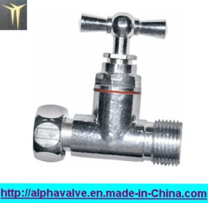 Brass Angle Valve for Water (a. 0139)