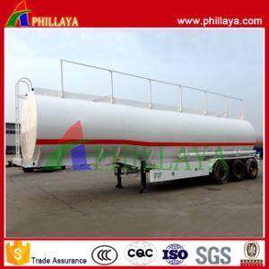 50m3 Tanker Transport Chemical Liquid Tank Trailer pictures & photos