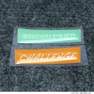 Custom Crystal Stickers for Garments pictures & photos