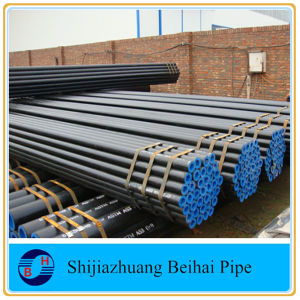 ASTM A120 Carbon Steel Sch Std ERW Welded Tube pictures & photos