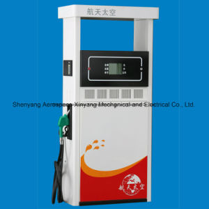 Filling Station Gas Pump of Single Nozzle and Double LCD Displays pictures & photos