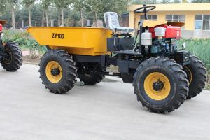 Agricultural Machine Oil Palm 1ton Dumper pictures & photos