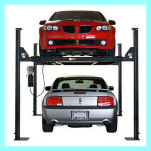 Hydraulic Vertical Parking System Stereo Garage pictures & photos