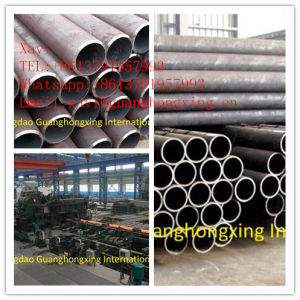 Hot Dipped Galvanized/Znic Steel Pipe pictures & photos