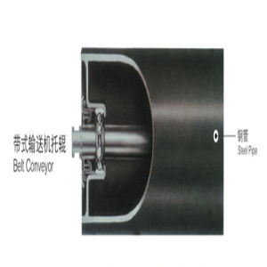 ERW Welded Steel Pipe for Belt Conveyors Roller (Belt Conveyors Roller Steel Pipe)