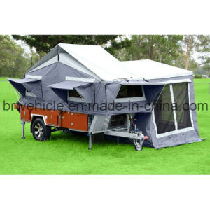 Forward Open off Road Camper Trailer BRT-F01