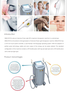 Two Handles IPL Shr / Shr Opt Hair Removal Machine with FDA Approved pictures & photos