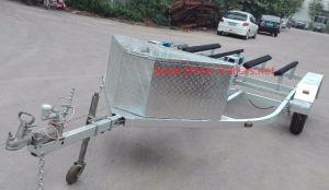 Galvanized Jet Ski Trailer for Sale Tr0511b pictures & photos