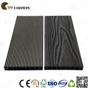 China Supplier Durable Solid Wood Plastic Composite Decking (TS-03) pictures & photos