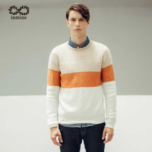 ODM Wool Acrylic Man Pullover Knitwear pictures & photos