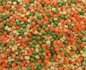 Chinese IQF Frozen Mixed Vegetables for Exporting pictures & photos