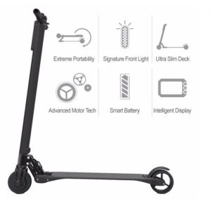 Adult Cheap Magnalium Alloy Foldable Electric Scooter, Folding Adult Electric Bike pictures & photos
