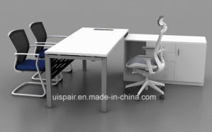 Uispair Modern High Quality MFC Board Staff Office Table Office Furniture pictures & photos