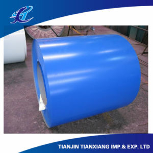 Flat Products Ral3002 Roofing Base Material Prepainted Steel Coil pictures & photos
