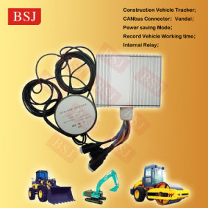 Cheapest Stable Real Time GPS Tracking Track Mounted Crane A08g