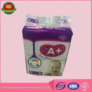 a+ Brand Good Quality Assurance Disposable Baby Diapers pictures & photos