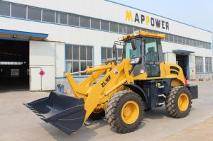 1.6ton Articulated Compact Mini Loader pictures & photos