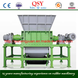 Waste Tire Shredder Machine for Tire Recycling pictures & photos